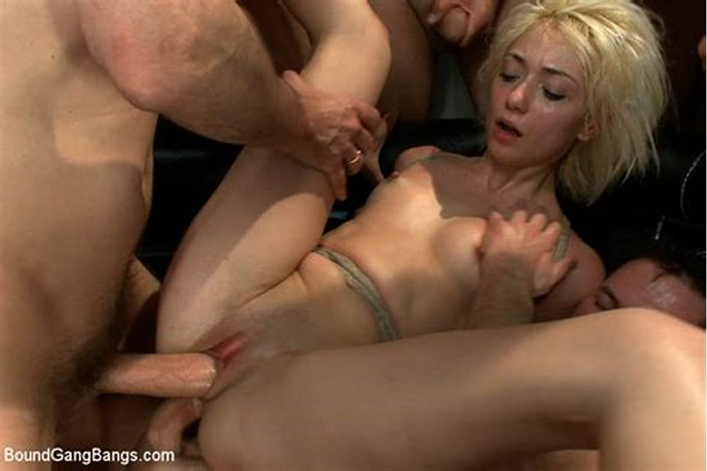 #Adorable #Blonde #Sitter #Gets #Gang #Banged #By #Her #Boss #And