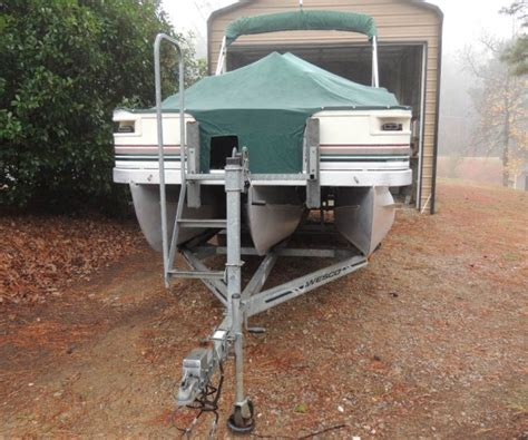 Used Pontoon Boats For Sale Columbia Sc by New And Used Boats For Sale In South Carolina