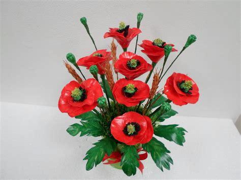pasta di mais fiori fiori fatti a mano con pasta di mais idea regalo gift idea