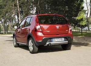 Renault Dacia Sandero : the renault sandero stepway hatchback 2013 prices and equipment ~ Medecine-chirurgie-esthetiques.com Avis de Voitures