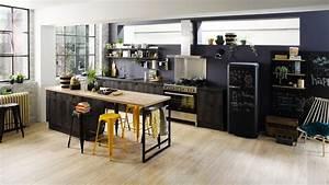 cuisine avec ilot central des modeles de cuisines avec With meuble de cuisine ilot central 8 ilot central cuisine industriel belle cuisine nous a