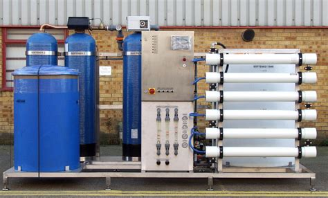 Commercial Reverse Osmosis Filtration And Purification