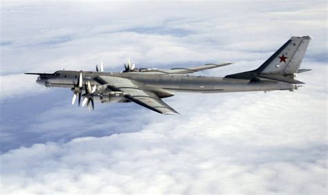 the aviationist 187 russian tu 95 bomber launches six cruise