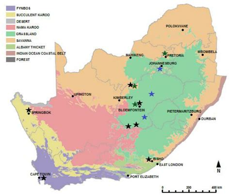 biomes  south africa adapted   indicating