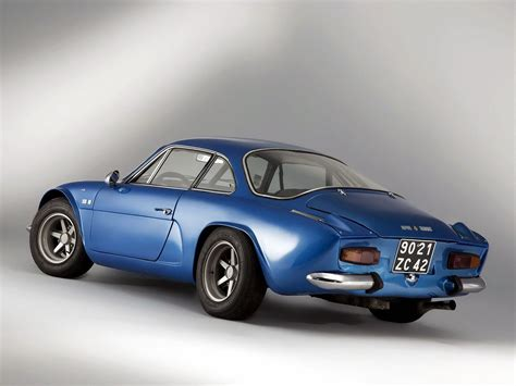Renault A110 by 1961 77 Renault Alpine A110 I Always Liked These