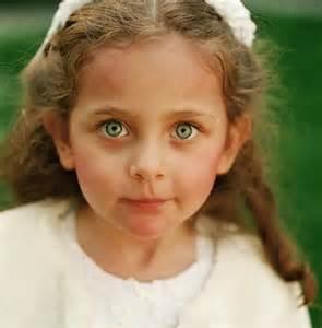 Paris Jackson Green Eyes