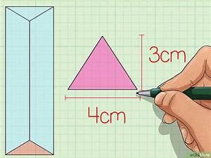 Come Calcolare Il Volume Di Un Prisma A Base Triangolare