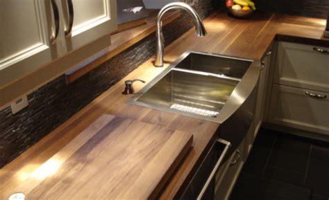 comptoir de cuisine en bois comptoir cuisine bois abi de uisine n bois blanc vec