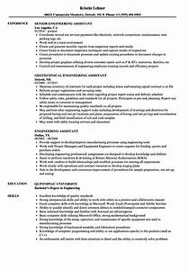 Resume Sample Administrative Support Project Management Engineering Assistant Resume Samples Velvet Jobs