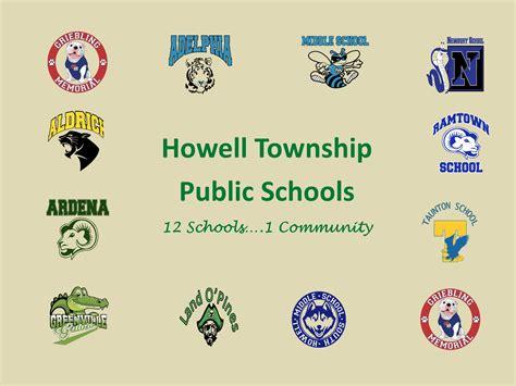 school year calendar district howell township public schools