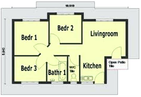 simple 3 bedroom house plans simple house designs plan simple 3 bedroom design simple