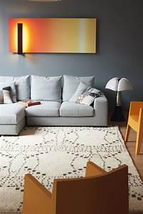 saba un merveilleux motif de tapis charme du logis With tapis de yoga avec magasin de canapé quimper