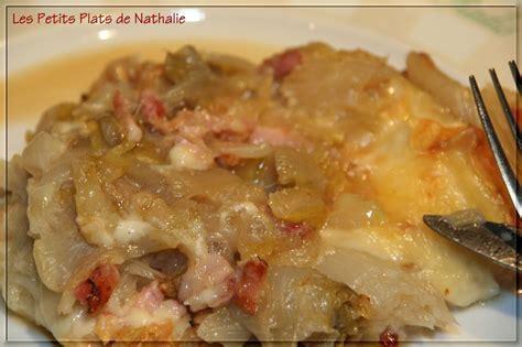 cuisiner endives cuites endives braisées au maroilles et tag les petits plats de
