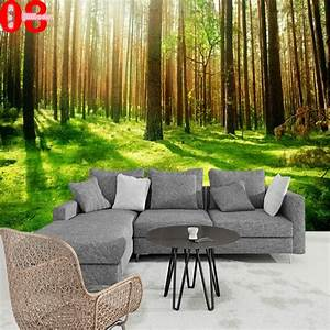 Any size modern mural stereotelevision wall wallpaper 3d ...