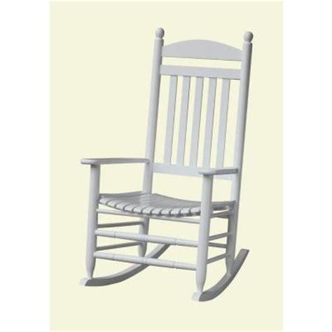 bradley white slat patio rocking chair 200sw rta the
