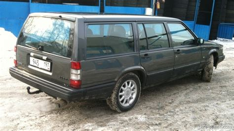 1994 Volvo 940 Wagon by 1994 Volvo 940 Wagon Specifications Pictures Prices
