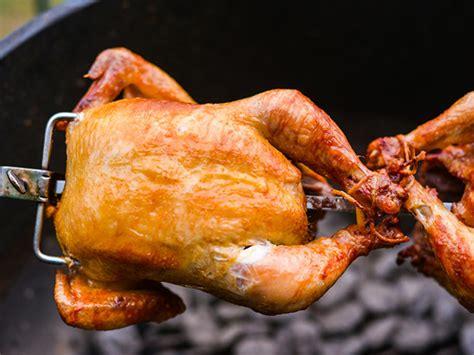 rotisserie chicken grilling rotisserie chicken serious eats