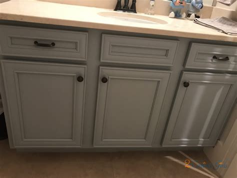uncertain gray vanity  cabinet girls