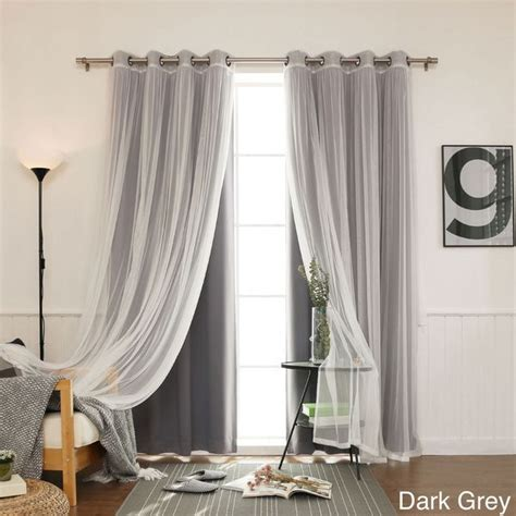 25 best ideas about tulle curtains on tulle