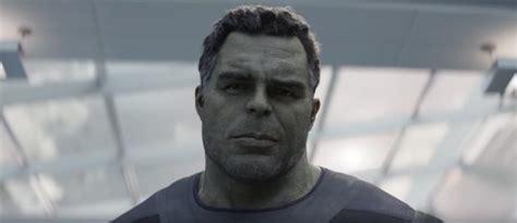 avengers endgame hulk injury  permanent   film