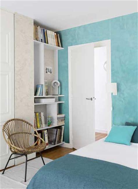 peinture dans une chambre peinture nacrée turquoise et beige dans une chambre d 39 ado