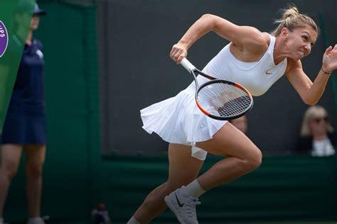 LIVE Simona Halep - Hsieh Su-Wei - Wimbledon women - 7 July 2018 - Eurosport