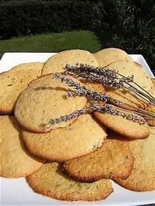 Que Faire Avec Des Fleurs De Lavande : recette de biscuits aux fleurs de lavande ~ Dallasstarsshop.com Idées de Décoration
