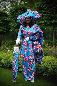 Ladies day at Royal Ascot, the hats go wild  Royal