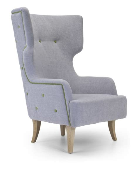 High Backed Armchair by Donna Fauteuil Avec Dossier Haut Collection Donna By