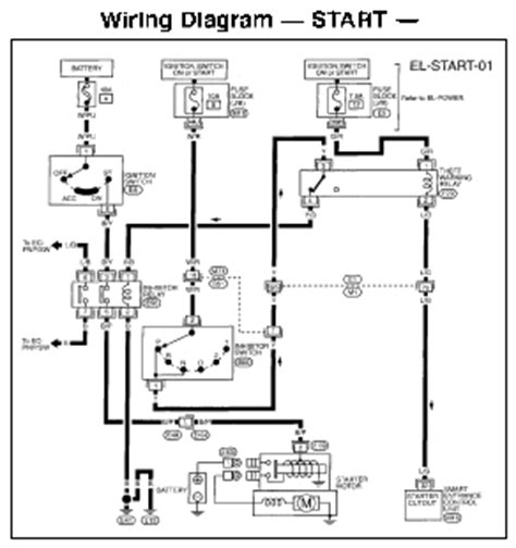 toyota yaris alternator replacement 1997 infiniti qx4 wiring diagram and electrical system
