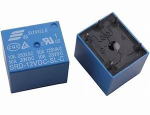 New 10pcs Songle Power Relay Srd