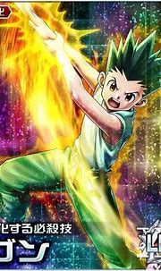 Pin by TipZ on Hunter x Hunter Battle Collection | Hunter ...