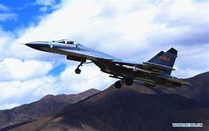 China air force stages real combat training - Xinhua ...