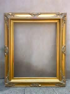 Vintage Antique Gold Frames