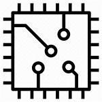 Core Pentium Cpu Processor Icon Process Data