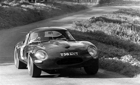Jaguar Low-drag Lightweight E-type 'cut 7' Registration