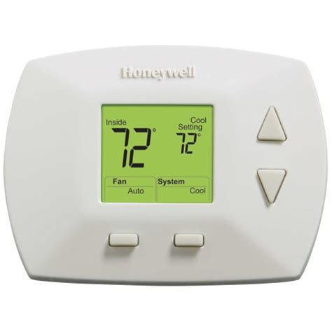 honeywell electronic air honeywell rth5100b deluxe non programmable thermostat