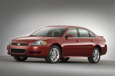 chevrolet impala reviews specs  prices carscom