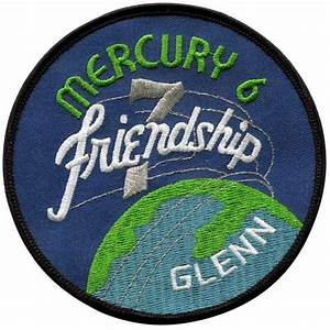 Project Mercury – Space Patches