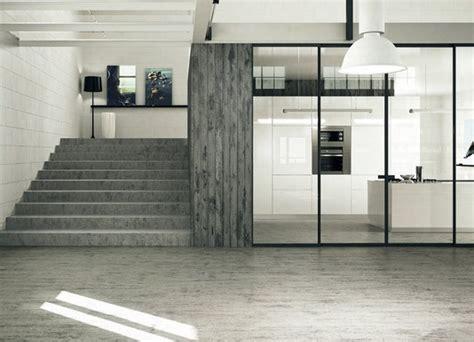 desain model pintu kaca minimalis modern