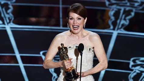 Julianne Moore Wins Oscar for Best Actress - Variety