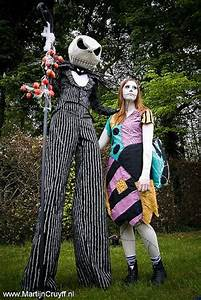 Jack Skellington and Sally couples costumes (Nightmare ...