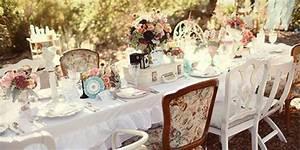 Deco Mariage Vintage : d coration de mariage vintage tendance nostalgique ~ Farleysfitness.com Idées de Décoration