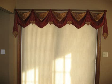 Window Top Treatments by Window Fashions Kitchen Diningroom Top Treatment The