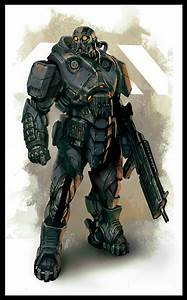 Future Combat Space Suit (page 3) - Pics about space