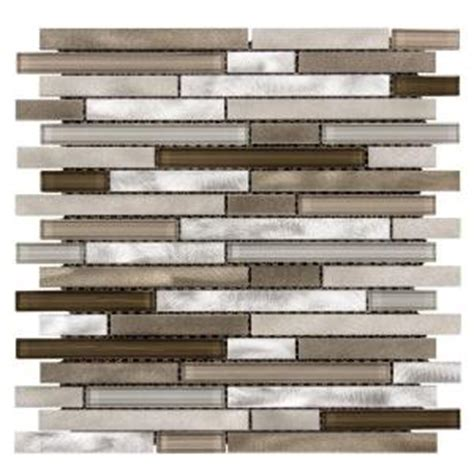jeffrey court silver screen mosaic tile jeffrey court silver mountain 12 5 in x 12 in x 8 mm