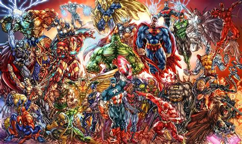 fondos de pantalla de superheroes de dc comics wallpapers hd