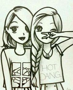 image result  cute drawings   friends meisjes