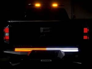 Putco Work Blade Led Tailgate Light Bar