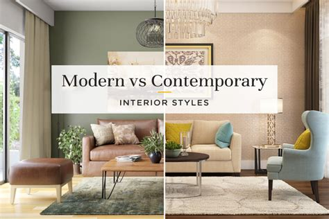 modern vs contemporary difference between modern vs contemporary home design
